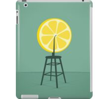 Lemon (Du)Champ iPad Case/Skin