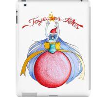 Joyeuses Fetes ! (Happy Holidays !) iPad Case/Skin