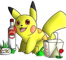 Helen the Pikachu Design by WyvernArtworks