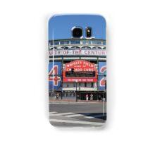 Chicago Wrigley Field Samsung Galaxy Case/Skin