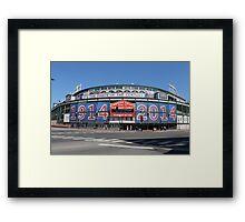 Chicago Wrigley Field Framed Print