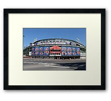 Chicago Wrigley Field Framed Print
