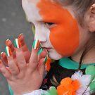 proud Irish girl by Inese