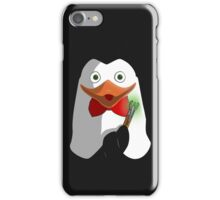 Doctor Penguin iPhone Case/Skin