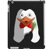 Doctor Penguin iPad Case/Skin