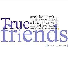 True Friends by jegustavsen