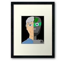The Android- Douglas Kerrigan Framed Print