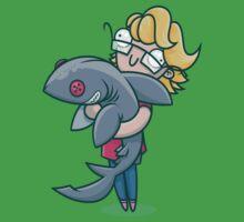 Creative Shark Kids Clothes
