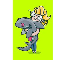 Creative Shark Photographic Print