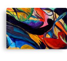 Kaleidoscope of Color Canvas Print