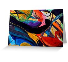 Kaleidoscope of Color Greeting Card
