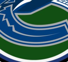 Canucks Sticker