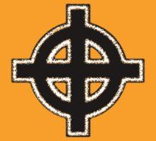 Celtic Cross version by loganhille