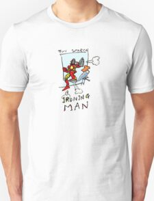 Ironing Man T-Shirt