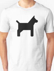Dog icon T-Shirt