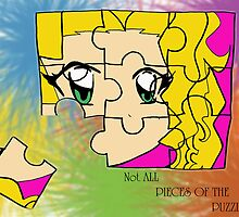 Pieces of a Puzzle by LilMissArtist