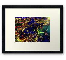 Aquarius Framed Print
