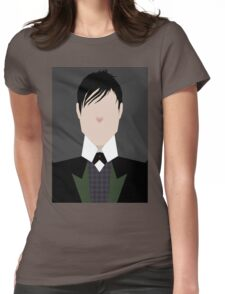 Oswald Cobblepot - The Penguin (Gotham) Womens Fitted T-Shirt