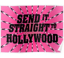 Hollywood Aura Poster