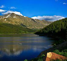 Clinton Gulch Reservoir, Colorado by Ryan Wright