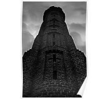 Durie Hill Tower - Wanganui, NZ Poster