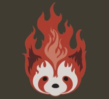 Legend of Korra: Fire Ferrets Pro Bending Emblem - no text by CatMeowsterson