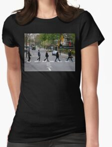abbey road girls t shirt T-Shirt