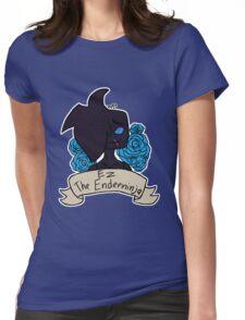 Ez the Enderninja Womens Fitted T-Shirt
