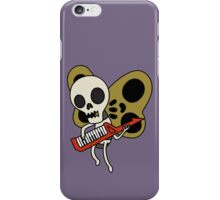 Jamin' Skull Butterflies iPhone Case/Skin
