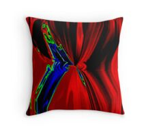 cosmogenisis Throw Pillow