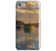 Wasabi on Gunnamatta Bay iPhone Case/Skin