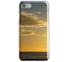 Sunrise Cloud Art iPhone Case/Skin