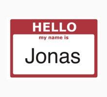 My name is Jonas by Rivers Turow