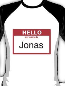 My name is Jonas T-Shirt