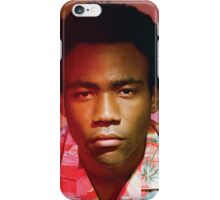 Childish Gambino because the internet album cover untouched iPhone Case/Skin