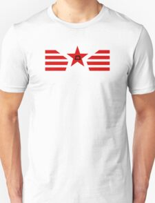 Roundel of the People's Liberation Army Air Force, 1946-1949 Unisex T-Shirt
