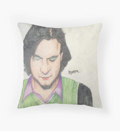 ModeMan Throw Pillow