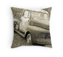 The Last Pick Up Throw Pillow