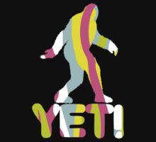 GTA YETI Shirt - Grand Theft Auto V by zeephattony