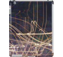 the speed of light iPad Case/Skin