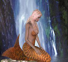 Mermaid Day Dreaming by LoneAngel