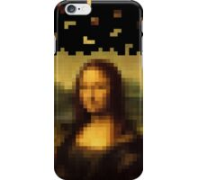 Da Vinci Tetris iPhone Case/Skin
