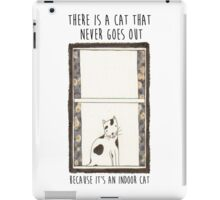 There Is A Light That Never Goes Out iPad Case/Skin