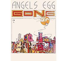 Gong - Angel's Egg Photographic Print