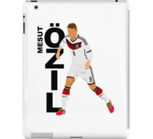 Mesut Özil - Minimalistic Design #1 iPad Case/Skin