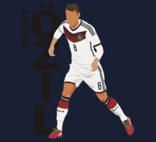 Mesut Özil - Minimalistic Design #1 Kids Clothes