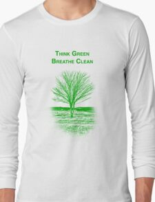Tree Shirt Long Sleeve T-Shirt