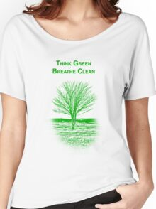 Tree Shirt Women's Relaxed Fit T-Shirt