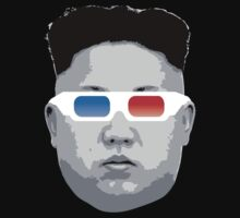 Kim Jong Un Head by shifty303