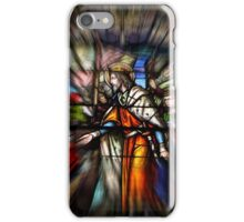 Radiant Jesus iPhone Case/Skin